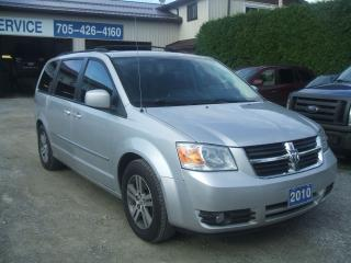 Used 2010 Dodge Grand Caravan SXT for sale in Beaverton, ON