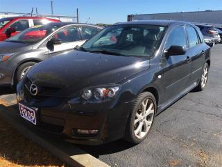 Used 2009 Mazda MAZDA3 GT for sale in Burlington, ON