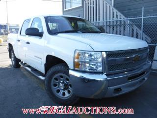 Used 2013 Chevrolet SILVERADO 1500 LT CREW CAB 4WD for sale in Calgary, AB
