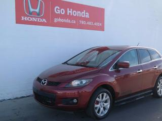 Used 2007 Mazda CX-7 GS 4dr Front-wheel Drive, ALLOYS, SUNROOF for sale in Edmonton, AB