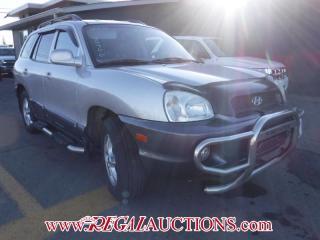 Used 2002 Hyundai SANTA FE GLS 4D UTILITY AWD for sale in Calgary, AB