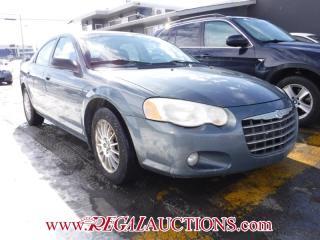 Used 2005 Chrysler SEBRING TOURING 4D SEDAN for sale in Calgary, AB