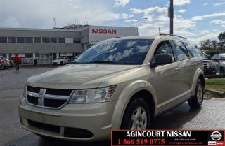 Used 2010 Dodge Journey SE |AS-IS SUPER SAVER| for sale in Scarborough, ON