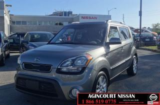 Used 2013 Kia Soul 2.0L 2u |One Onwer|Bluetooth|Low Ks| for sale in Scarborough, ON