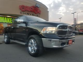 Used 2014 RAM 1500 SLT BIG HORN 20 WLS LEVEL LIFT 8.4 NAVI for sale in Scarborough, ON
