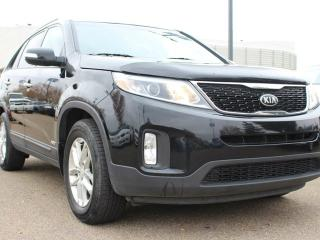 Used 2015 Kia Sorento LX, HEATED SEATS, BLUETOOTH, SIRIUS, CRUISE CONTROL, AUX / USB for sale in Edmonton, AB