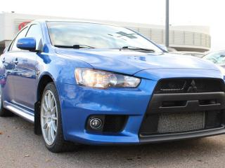 Used 2015 Mitsubishi Lancer Evolution GSR, HEATED SEATS, BLUETOOTH, CRUISE CONTROL, AIR CONDITIONING for sale in Edmonton, AB