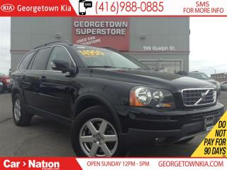 Used 2009 Volvo XC90 3.2 AWD | SUNROOF | DVD | BLIND SPOT DETECTION for sale in Georgetown, ON