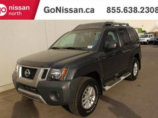 Used 2015 Nissan Xterra S 4dr 4x4 for sale in Edmonton, AB
