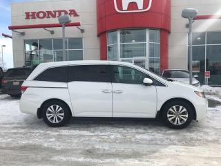Used 2014 Honda Odyssey EX-L Navigation Remote Start Back Up Camera for sale in Red Deer, AB