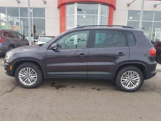 Used 2016 Volkswagen Tiguan Special Edition for sale in Red Deer, AB