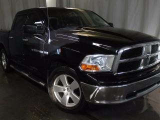 Used 2011 Dodge Ram 1500 SLT 4X4 CREW CAB for sale in Edmonton, AB