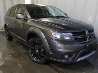 Used 2015 Dodge Journey R/T AWD / Rear Back Up Camera / Heated Front Seats for sale in Edmonton, AB