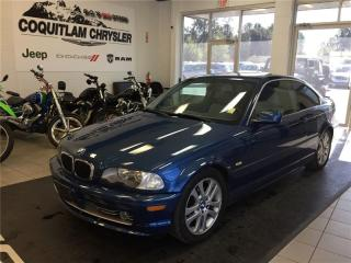 Used 2002 BMW 3 Series 330CI for sale in Coquitlam, BC