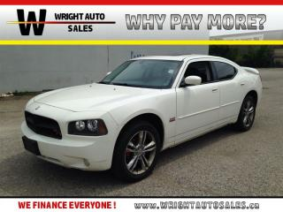 Used 2010 Dodge Charger R\T|LEATHER|SUNROOF|AWD|141,590 KMS for sale in Cambridge, ON