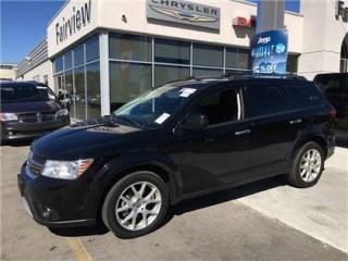 Used 2015 Dodge Journey R/T..Navi/DVD/Leather/7pass for sale in Burlington, ON