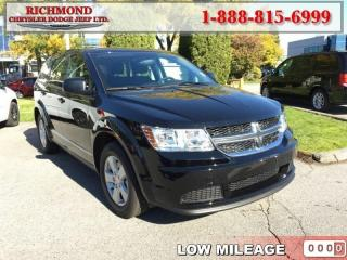 Used 2017 Dodge Journey CVP/SE for sale in Richmond, BC