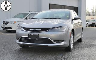 Used 2016 Chrysler 200 Limited for sale in Surrey, BC