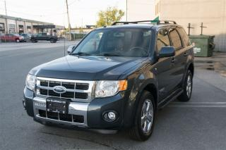 Used 2008 Ford Escape Limited 3.0L for sale in Langley, BC