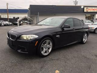 Used 2011 BMW 535 I i xDrive Coquitlam Location - 604-298-6161 for sale in Langley, BC