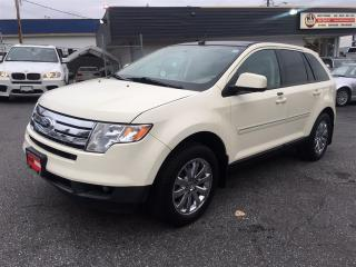 Used 2007 Ford Edge SEL Plus  Coquitlam Location - 604-298-6161 for sale in Langley, BC