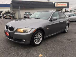 Used 2011 BMW 323i i Coquitlam Location - 604-298-6161 for sale in Langley, BC