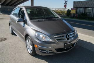 Used 2009 Mercedes-Benz B-Class Turbo b200 for sale in Langley, BC