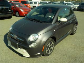 Used 2014 Fiat 500E Battery Electric Hatchback for sale in Burnaby, BC