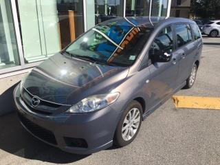 Used 2007 Mazda MAZDA5 GS for sale in Burnaby, BC