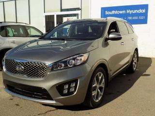 Used 2017 Kia Sorento 2.0L SX 4dr All-wheel Drive for sale in Edmonton, AB