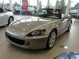 Used 2004 Honda S2000 Base for sale in Abbotsford, BC