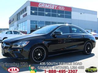 Used 2014 Mercedes-Benz CLA-Class CLASSY AND COMFORTABLE!!! for sale in Grimsby, ON