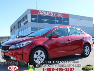 Used 2017 Kia Forte LX+...COMMUTERS DREAM!!! for sale in Grimsby, ON