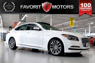 Used 2015 Hyundai Genesis 3.8 Technology HTRAC | NAV* | BACK-UP CAM | BSM for sale in North York, ON