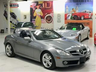 Used 2009 Mercedes-Benz SLK 350 for sale in Paris, ON