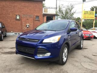 Used 2014 Ford Escape SE*AllPwrOpti*HtdSeats*Camera&Bluetooth! for sale in York, ON