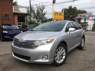 Used 2012 Toyota Venza AWD*Leather*PanoramicRoof&Alloys! for sale in York, ON
