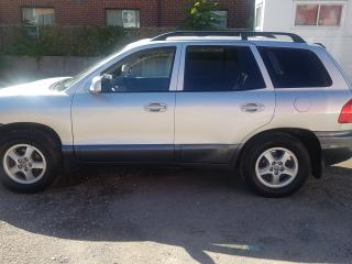Used 2002 Hyundai Santa Fe GLS for sale in Scarborough, ON