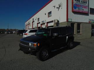 Used 2007 Hummer H3 SUV for sale in Sudbury, ON
