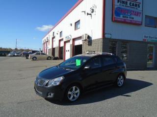 Used 2009 Pontiac Vibe for sale in Sudbury, ON