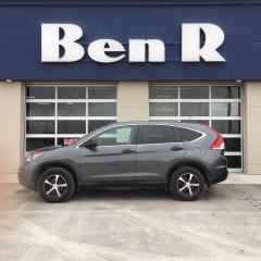 Used 2012 Honda CR-V LX for sale in Steinbach, MB
