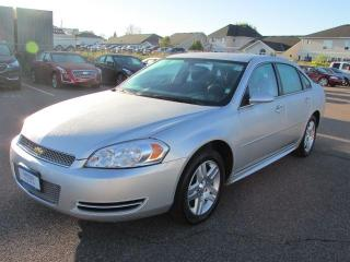 Used 2012 Chevrolet Impala LT for sale in Arnprior, ON
