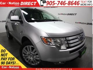 Used 2010 Ford Edge Limited| AWD| LEATHER| DUAL SUNROOF| for sale in Burlington, ON