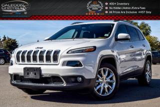 Used 2016 Jeep Cherokee Limited|Navi|Backup Cam|Bluetooth|Leather|R-Start|Keyless Entry|18