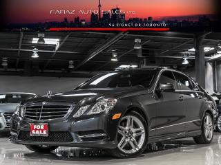Used 2013 Mercedes-Benz E350 AMG|NAVI|BLINDSPOT|PANO|REAR CAM|4MATIC for sale in North York, ON