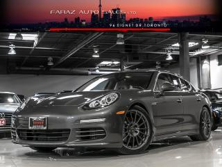 Used 2014 Porsche Panamera 4S|BLINDSPOT|LANE DEP|NAVI|REAR CAM|20