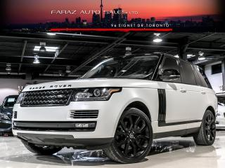 Used 2013 Land Rover Range Rover CPO FACTORY WARRANTY|SUPERCHARGED|TV/DVD|PARK ASSIST|MASSAGE|360|22