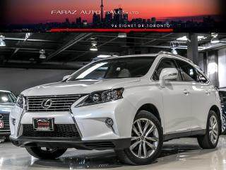 Used 2015 Lexus RX 350 AWD|REAR CAMERA|COOLED SEATS|BLUETOOTH|PUSHSTART for sale in North York, ON
