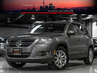 Used 2010 Volkswagen Tiguan ***SOLD***2.0T 4MOTION AWD||PANO ROOF for sale in North York, ON