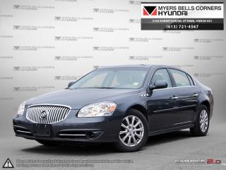 Used 2011 Buick Lucerne CX for sale in Nepean, ON
